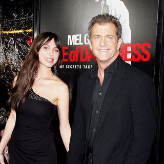 Mel Gibson - Los Angeles premiere of 'Edge of Darkness'