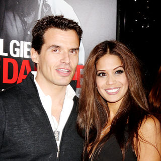 Antonio Sabato Jr. in Los Angeles premiere of 'Edge of Darkness'
