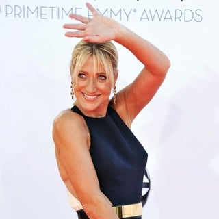 Edie Falco in 64th Annual Primetime Emmy Awards - Arrivals