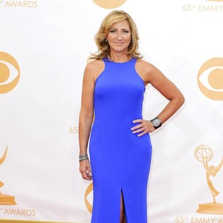 Edie Falco in 65th Annual Primetime Emmy Awards - Arrivals