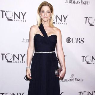 Edie Falco in The 65th Annual Tony Awards - Arrivals