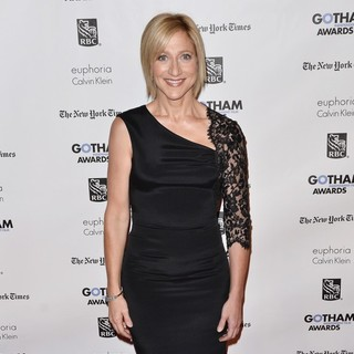 Edie Falco in Gotham Awards 2011 - Arrivals