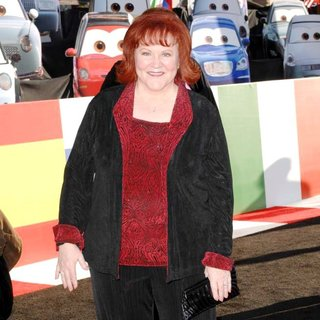 Edie McClurg in The Los Angeles Premiere of Cars 2 - Arrivals