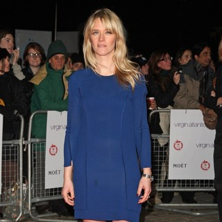 Edith Bowman in The Critics' Circle Film Awards 2012 - Arrivals