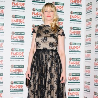Edith Bowman in The Empire Film Awards 2012 - Arrivals