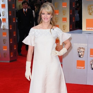 Edith Bowman in Orange British Academy Film Awards 2012 - Arrivals