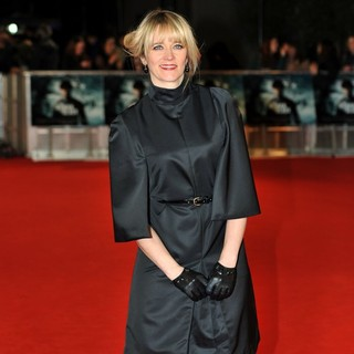 Edith Bowman in The Premiere of The Woman in Black