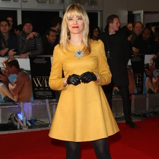 Edith Bowman in UK Premiere of W.E.