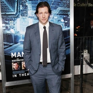 Edward Burns in Premiere of Man on a Ledge