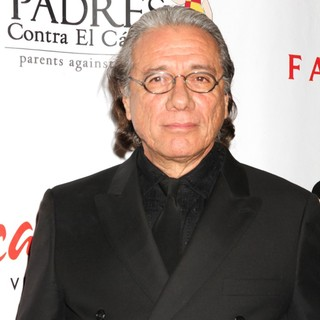 Edward James Olmos in Padres Contra El Cancer Annual Gala