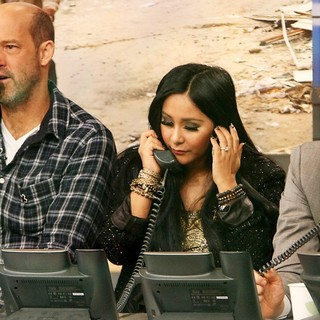 Snooki - ABC's Day of Giving Telethon to Raise Funds for The Victims Affected by Hurricane Sandy