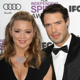 Virginie Efira, Nicolas Bedos in 27th Annual Independent Spirit Awards - Arrivals
