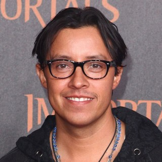 Efren Ramirez in Immortals 3D Los Angeles Premiere
