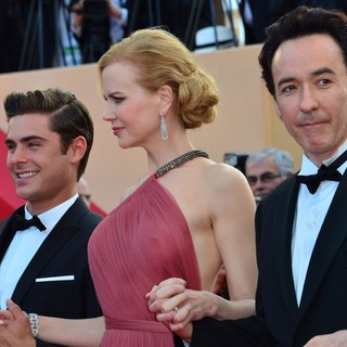 Zac Efron, Nicole Kidman, John Cusack in The Paperboy Premiere - During The 65th Cannes Film Festival