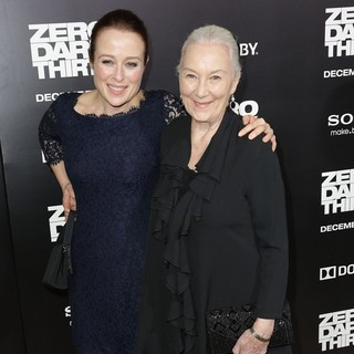Jennifer Ehle, Rosemary Harris in Los Angeles Premiere of Columbia Pictures' Zero Dark Thirty