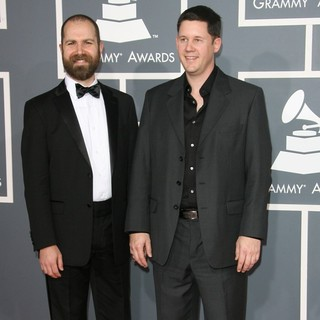 Eight Blackbird in 54th Annual GRAMMY Awards - Arrivals