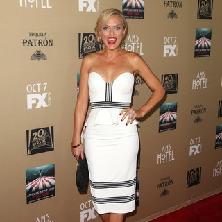 Premiere Screening of FX\'s American Horror Story: Hotel - Arrivals