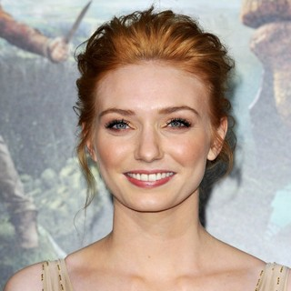 Eleanor Tomlinson in Premiere of Jack the Giant Slayer