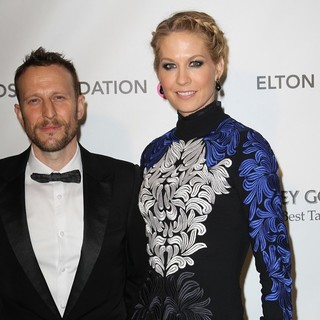 Bodhi Elfman, Jenna Elfman in 21st Annual Elton John AIDS Foundation's Oscar Viewing Party