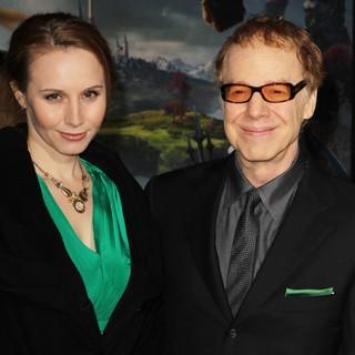Mali Elfman, Danny Elfman in Oz: The Great and Powerful - Los Angeles Premiere - Arrivals