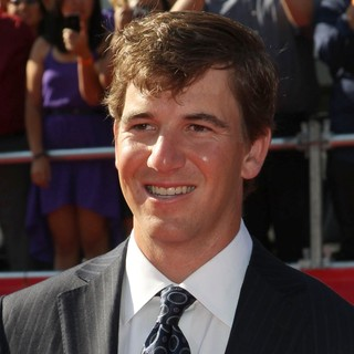 Eli Manning in 2012 ESPY Awards - Red Carpet Arrivals