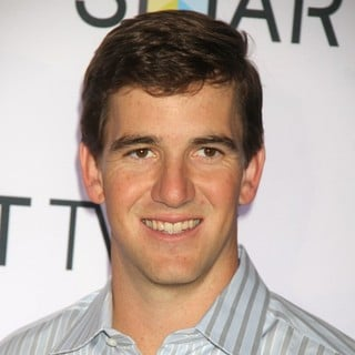 Eli Manning in Samsung Spring Launch Event