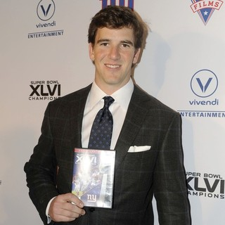 Super Bowl XLVI Champions: New York Giants Blue Carpet VIP Premiere