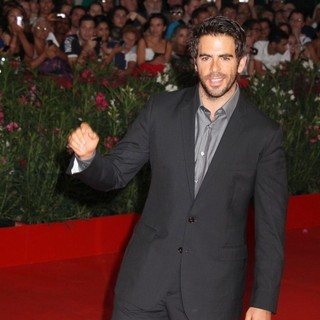 Eli Roth in The 68th Venice Film Festival - Day 2 - Carnage - Red Carpet