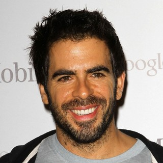 Eli Roth in Celebrity Magenta Carpet Arrivals at The Launch Party for Google Music Available on T-Mobile