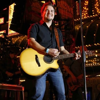 Mike Eli, Eli Young Band in 2012 ACM Weekend on Fremont Street Experience Saturday Concerts