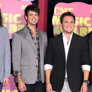 Eli Young Band in 2012 CMT Music Awards