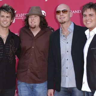 Eli Young Band in The 43rd Annual Academy of Country Music Awards