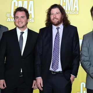 Eli Young Band in 46th Annual CMA Awards