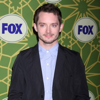 Elijah Wood in Fox 2012 All Star Winter Party - Arrivals
