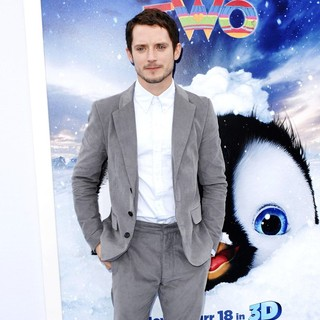 Elijah Wood in World Premiere of Happy Feet Two