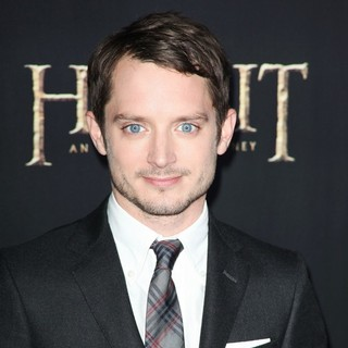 Elijah Wood in Premiere of The Hobbit: An Unexpected Journey