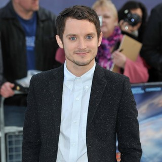 Elijah Wood in Happy Feet Two European Premiere - Arrivals