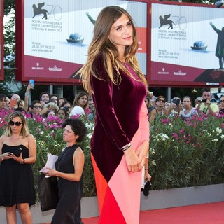 Elisa Sednaoui in 70th Venice Film Festival - Under the Skin - Premiere