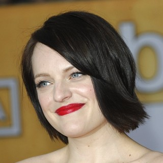 Elisabeth Moss in The 20th Annual Screen Actors Guild Awards - Arrivals