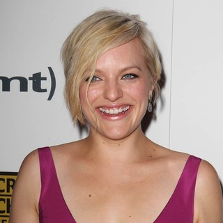 Elisabeth Moss in Broadcast Television Journalists Association's 3rd Annual Critics' Choice Television Awards