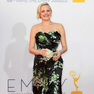 Elisabeth Moss in 64th Annual Primetime Emmy Awards - Arrivals