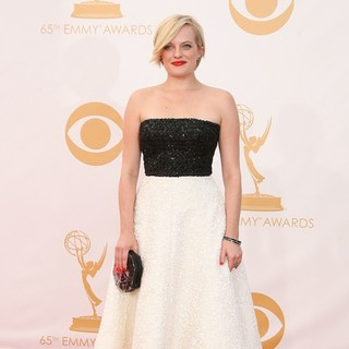 Elisabeth Moss in 65th Annual Primetime Emmy Awards - Arrivals