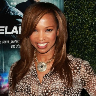 Elise Neal in The Lionsgate Home Entertainment and Grindstone VIP Screening of Freelancers