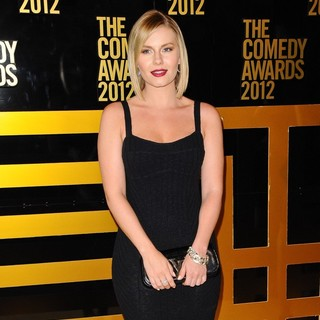 Elisha Cuthbert in The Comedy Awards 2012 - Arrivals