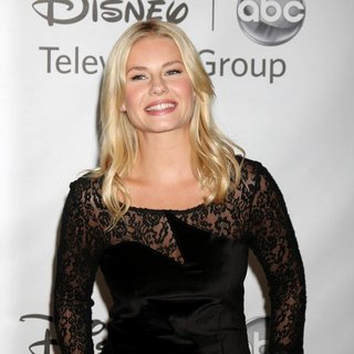 Elisha Cuthbert in 2011 Disney ABC Television Group Host Summer Press Tour
