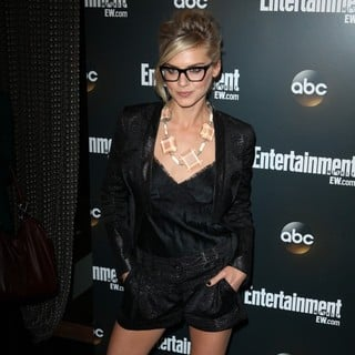 Eliza Coupe in Entertainment Weekly and ABC TV Celebrate The New York Upfronts with A VIP Cocktail Party - Arrivals