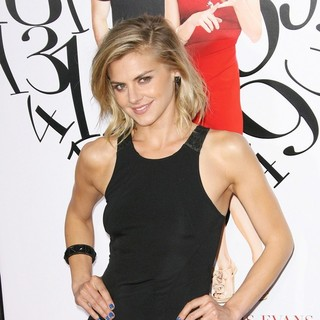 Eliza Coupe in The World Premiere of What's Your Number? - Arrivals