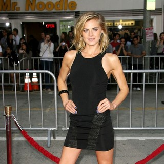Eliza Coupe in The World Premiere of What's Your Number? - Arrivals - eliza-coupe-premiere-what-s-your-number-03