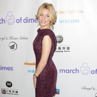 Elizabeth Banks in March of Dimes Celebration of Babies Luncheon - Arrivals