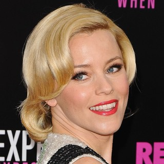 Elizabeth Banks in What to Expect When You're Expecting New York Premiere